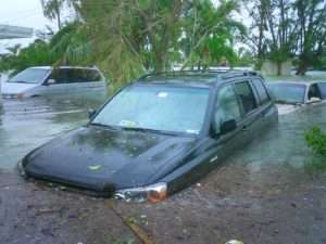 Water Damaged Car – What Do You Do?